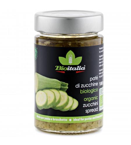 Paté di zucchine