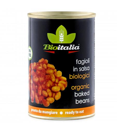 Fagioli tondini in salsa