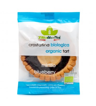 Crostatina ai mirtilli