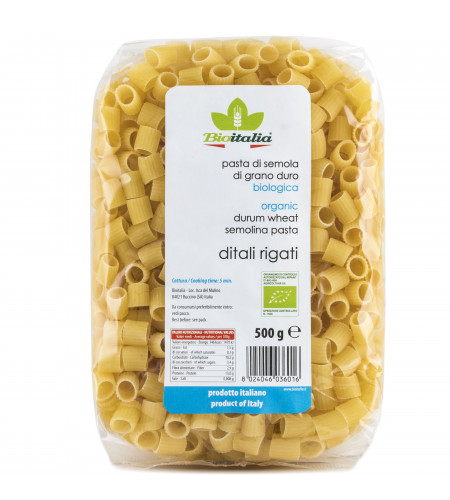 Ditali Rigati