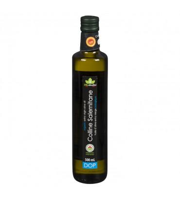 Olio extravergine d'oliva delle Colline Salernitane DOP