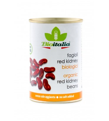 Fagioli red kidney lessi