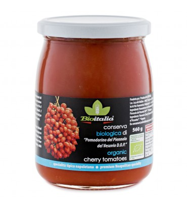 Pomodorini del Piennolo del Vesuvio DOP