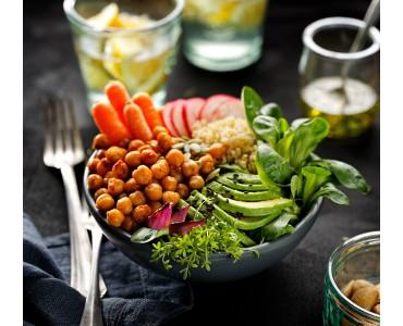 Mini guida per chi vuole avvicinarsi ad un' alimentazione vegetale