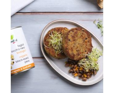Burger vegetale: confezionato o home-made?