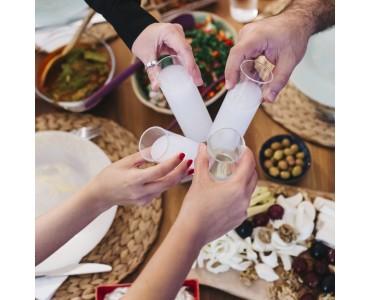 La dieta mediterranea nelle feste di Natale