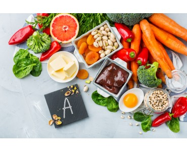 Vitamine: sostanze essenziali a zero calorie