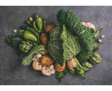 Verdure di stagione: fondamentali in una dieta sana